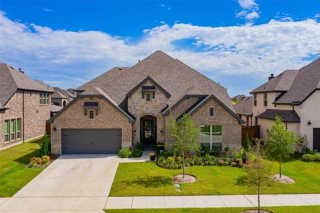 16300 Cullen Park Way, Prosper, TX 75078 (MLS #14401790) :: The Star Team | JP & Associates Realtors