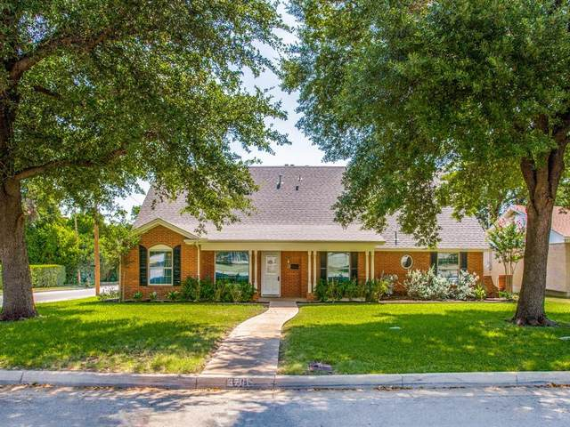 3701 Park Ridge Boulevard, Fort Worth, TX 76109 (MLS #14401792) :: Team Tiller