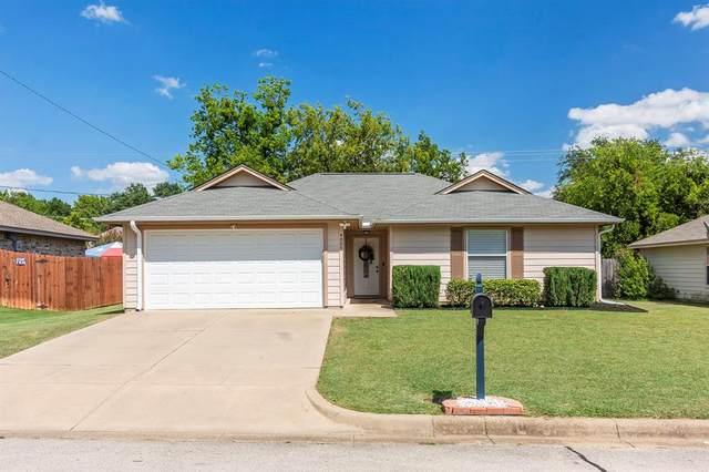 4009 Devonaire Drive, Fort Worth, TX 76008 (MLS #14401798) :: The Heyl Group at Keller Williams