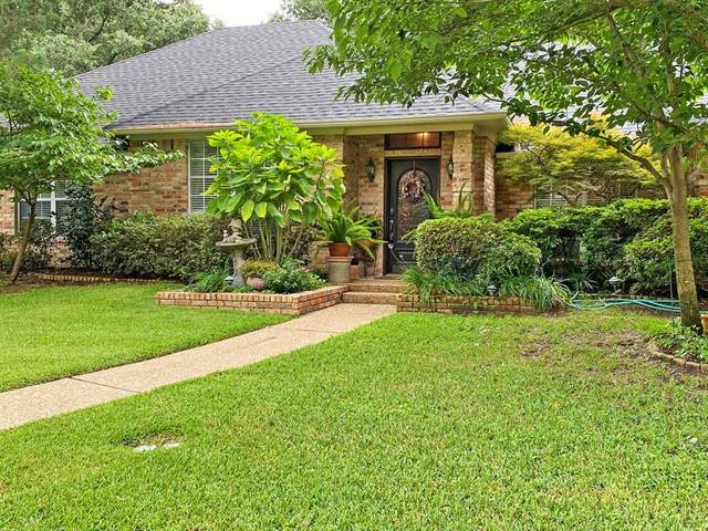 3305 Pinecreek Drive, Tyler, TX 75707 (MLS #14401827) :: Team Tiller