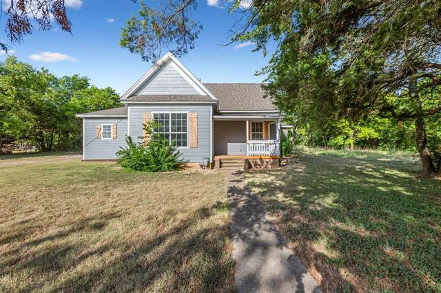 306 S San Marcos, Whitney, TX 76692 (MLS #14401831) :: The Heyl Group at Keller Williams