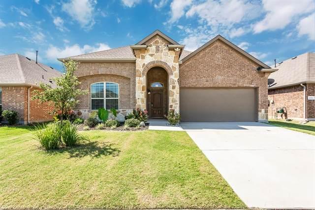 15509 Cornwallis Street, Frisco, TX 75036 (MLS #14401833) :: Team Tiller