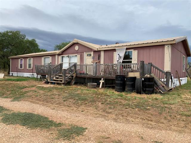 595 E Cook, Lueders, TX 79533 (MLS #14401834) :: The Heyl Group at Keller Williams