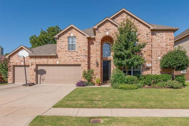 5308 Scenic Point Drive, Fort Worth, TX 76244 (MLS #14401877) :: The Heyl Group at Keller Williams