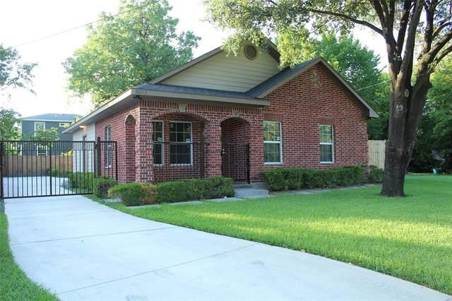 4503 Baldwin Street, Dallas, TX 75210 (MLS #14401881) :: The Heyl Group at Keller Williams