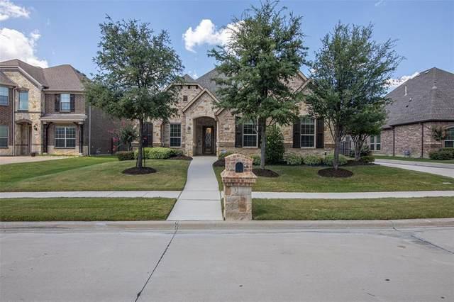 7121 King Ranch Road, North Richland Hills, TX 76182 (MLS #14401892) :: The Heyl Group at Keller Williams