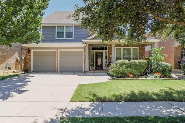 1280 Meadows Avenue, Lantana, TX 76226 (MLS #14401901) :: Real Estate By Design