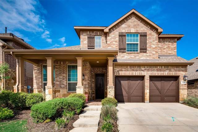 233 Lilypad Bend, Argyle, TX 76226 (MLS #14401915) :: The Heyl Group at Keller Williams