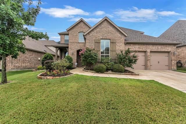 1408 Verbena Lane, Lantana, TX 76226 (MLS #14401928) :: Real Estate By Design