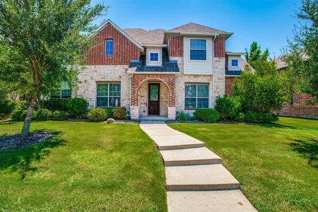 2351 Hague Drive, Frisco, TX 75033 (MLS #14401949) :: The Star Team | JP & Associates Realtors