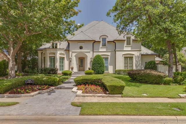 5401 Miramar Lane, Colleyville, TX 76034 (MLS #14401965) :: The Star Team | JP & Associates Realtors