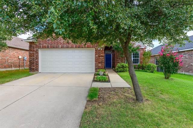 6005 Photinia Avenue, Denton, TX 76208 (MLS #14401970) :: The Mitchell Group
