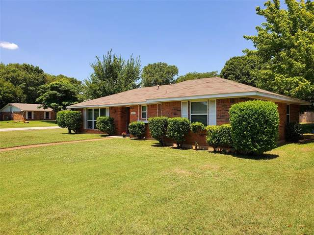 631 Middale Road, Duncanville, TX 75116 (MLS #14401980) :: The Heyl Group at Keller Williams