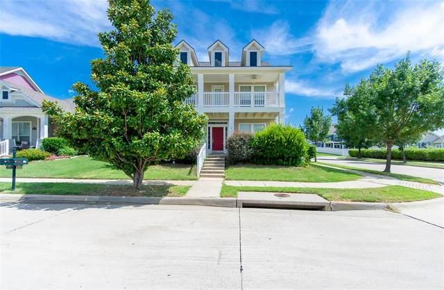 9145 Waterman Drive, Providence Village, TX 76227 (MLS #14402015) :: The Kimberly Davis Group