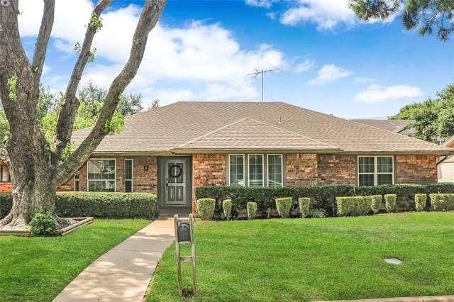 1106 Tulane Drive, Arlington, TX 76012 (MLS #14402022) :: The Heyl Group at Keller Williams