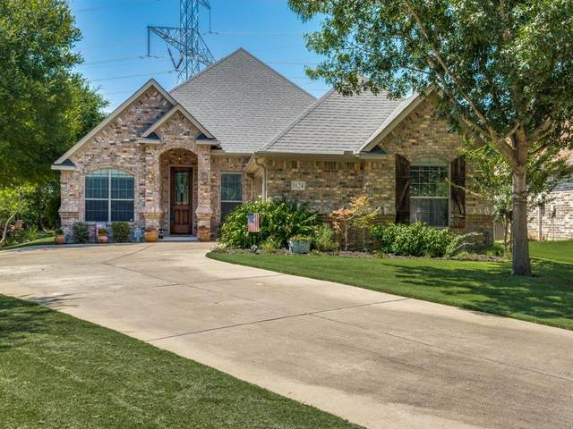 9824 Rio Frio Trail, Fort Worth, TX 76126 (MLS #14402086) :: The Heyl Group at Keller Williams