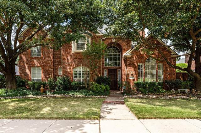 4541 Huntwick Drive, Plano, TX 75024 (MLS #14402091) :: The Heyl Group at Keller Williams