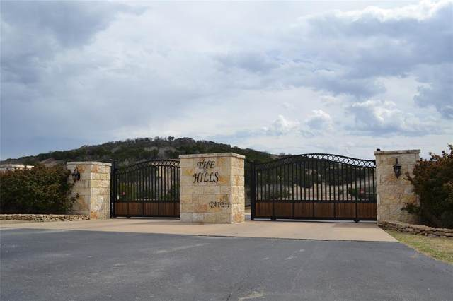 154 Canyon Wren S, Graford, TX 76449 (MLS #14402097) :: The Rhodes Team