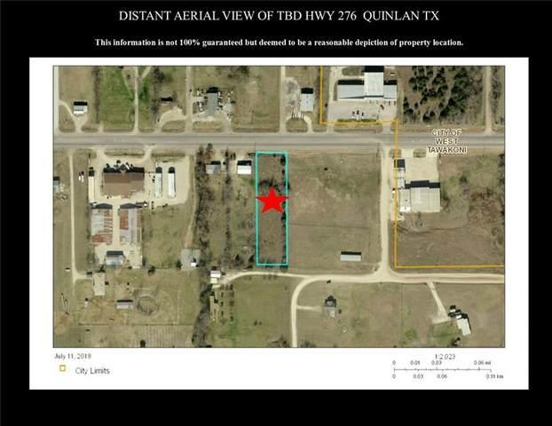 TBD Hwy 276, Quinlan, TX 75474 (MLS #14402111) :: North Texas Team | RE/MAX Lifestyle Property
