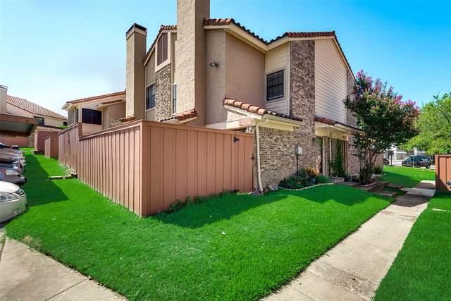 4281 Madera Road #4, Irving, TX 75038 (MLS #14402139) :: Results Property Group