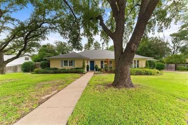6416 Lansdale Road, Fort Worth, TX 76116 (MLS #14402145) :: Frankie Arthur Real Estate