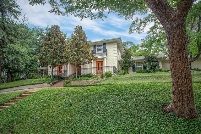 2205 Hidden Creek Road, Westover Hills, TX 76107 (MLS #14402151) :: Frankie Arthur Real Estate