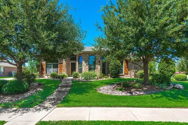 335 Sagebrush Trail, Murphy, TX 75094 (MLS #14402168) :: Frankie Arthur Real Estate