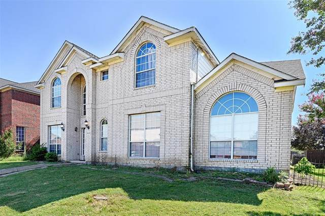 6445 Day Spring Drive, The Colony, TX 75056 (MLS #14402183) :: North Texas Team | RE/MAX Lifestyle Property