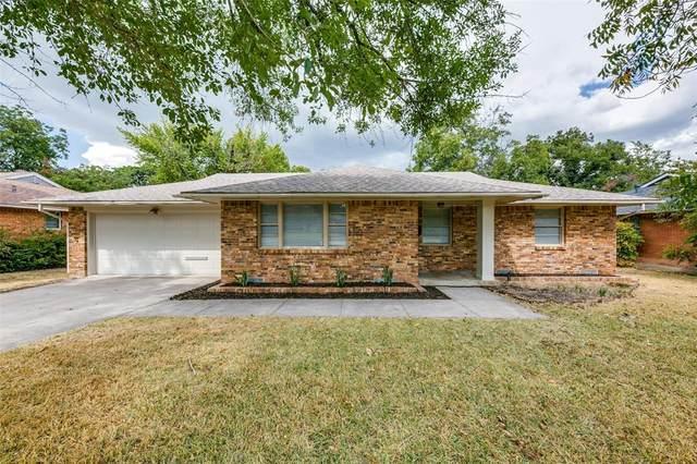 2639 Woodmere Drive, Dallas, TX 75233 (MLS #14402192) :: The Heyl Group at Keller Williams