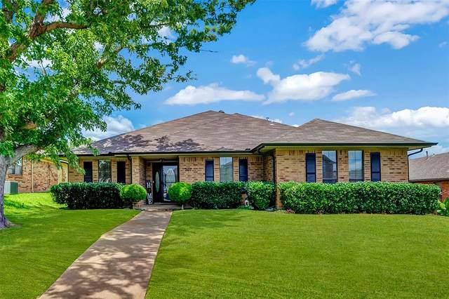 207 Tanglewood Drive, Wylie, TX 75098 (MLS #14402203) :: EXIT Realty Elite