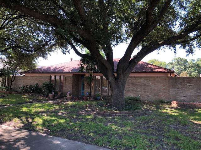 6012 Timber Creek Lane, Dallas, TX 75248 (MLS #14402218) :: Maegan Brest   Keller Williams Realty