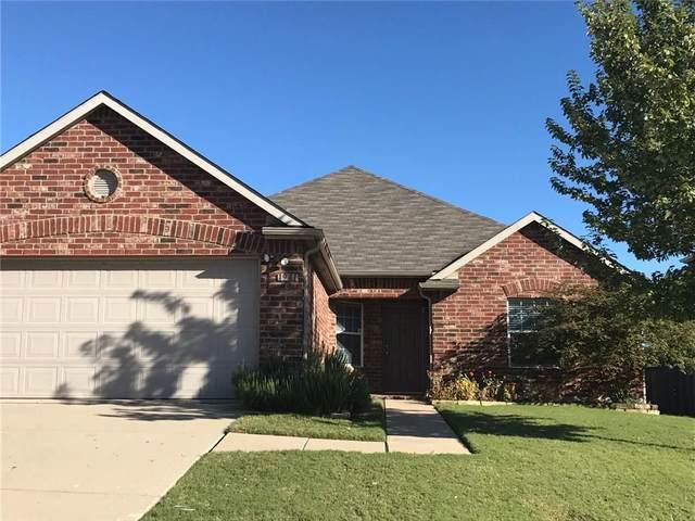 1941 Cliffrose Drive, Little Elm, TX 75068 (MLS #14402252) :: The Chad Smith Team