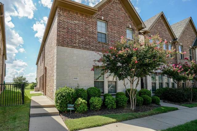 4185 Comanche Drive, Carrollton, TX 75010 (MLS #14402272) :: The Daniel Team