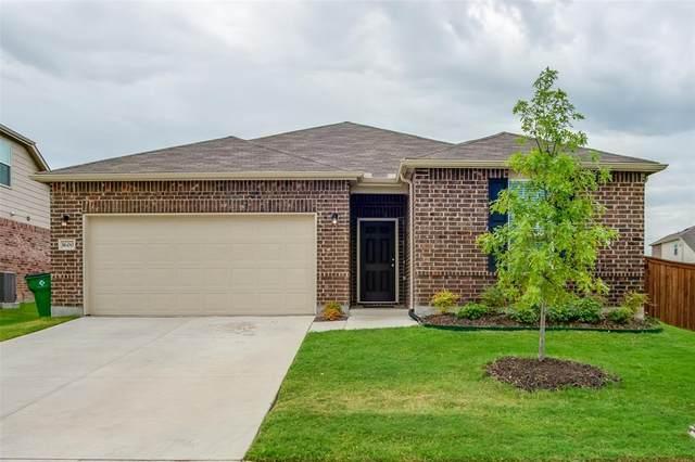 1600 Vernon Drive, Aubrey, TX 76227 (MLS #14402275) :: The Heyl Group at Keller Williams
