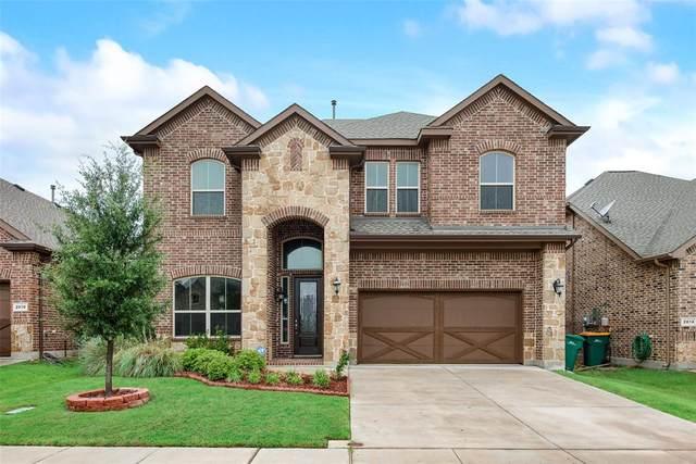 2032 San Marino Lane, Lewisville, TX 75077 (MLS #14402280) :: The Kimberly Davis Group