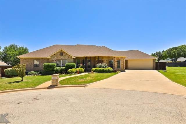 3557 Balboa Beach, Abilene, TX 79606 (MLS #14402297) :: Frankie Arthur Real Estate