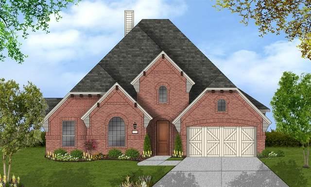 6909 Basket Flower Road, Flower Mound, TX 76226 (MLS #14402315) :: The Heyl Group at Keller Williams
