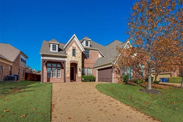 871 Wind Brook Lane, Prosper, TX 75078 (MLS #14402322) :: The Star Team | JP & Associates Realtors