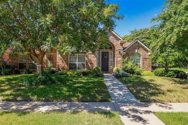 3904 Fairfax Way, Flower Mound, TX 75028 (MLS #14402324) :: Real Estate By Design