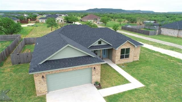 373 Foxtrot Lane, Abilene, TX 79602 (MLS #14402349) :: Frankie Arthur Real Estate