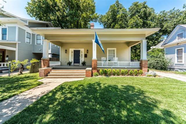 4805 Worth Street, Dallas, TX 75246 (MLS #14402374) :: The Heyl Group at Keller Williams