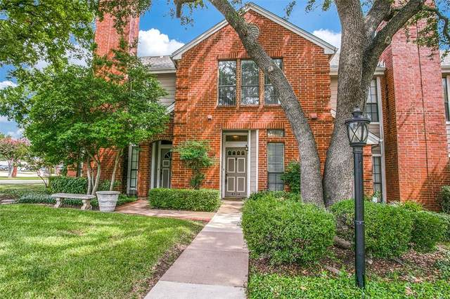 4734 Collinwood Avenue #4734, Fort Worth, TX 76107 (MLS #14402416) :: Real Estate By Design
