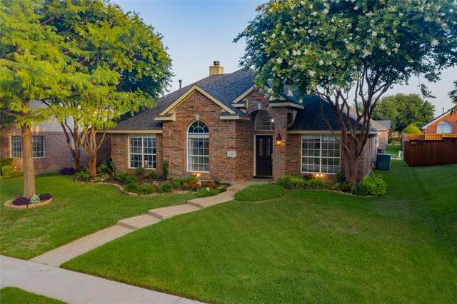 2520 Royal Troon Drive, Plano, TX 75025 (MLS #14402420) :: Frankie Arthur Real Estate