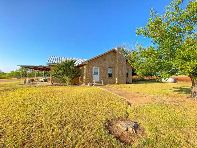 872 County Road 210, Haskell, TX 79521 (MLS #14402424) :: The Hornburg Real Estate Group