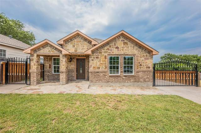 1329 E Ramsey Avenue, Fort Worth, TX 76104 (MLS #14402463) :: The Heyl Group at Keller Williams