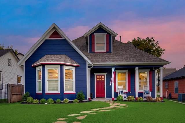 616 E Wall Street, Grapevine, TX 76051 (MLS #14402465) :: Frankie Arthur Real Estate