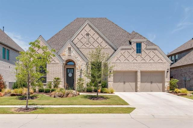 1619 Lilac Lane, Celina, TX 75009 (MLS #14402469) :: The Heyl Group at Keller Williams