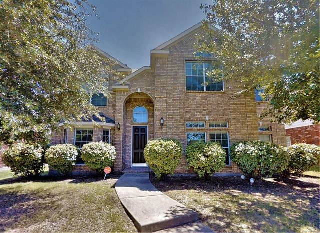 1710 Tulare Drive, Allen, TX 75002 (MLS #14402472) :: The Heyl Group at Keller Williams