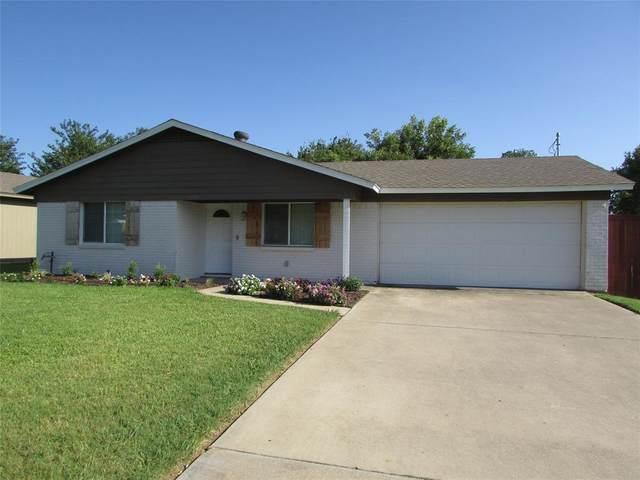 775 Briarwood Lane, Hurst, TX 76053 (MLS #14402482) :: The Chad Smith Team