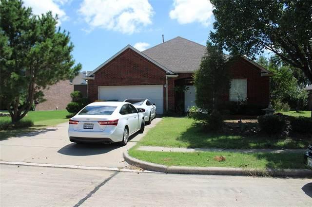 1761 Cliffrose Lane, Lewisville, TX 75067 (MLS #14402483) :: The Kimberly Davis Group